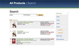 Amazon Store Template